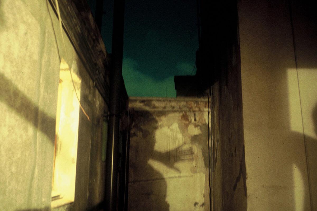 untitled(night hand), photography, 2004