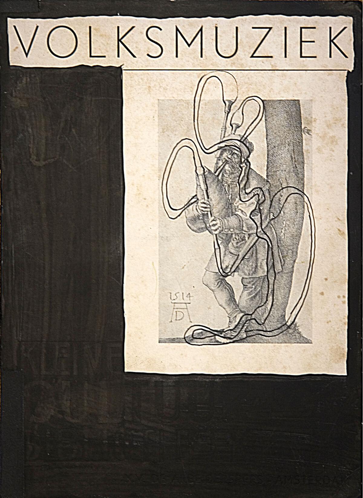 Volksmuziek, cover, closed 20.2 x 15 cm, 2002