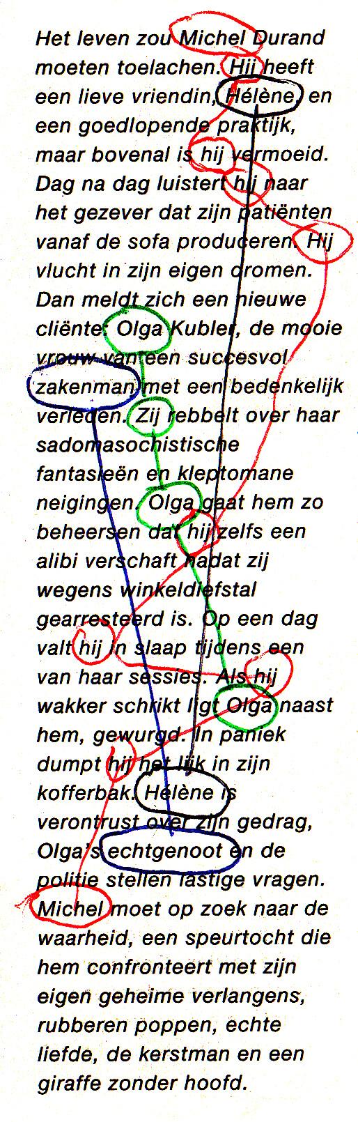 MILE, Quartair, Het leven, banner 180 x 80 cm, original 13.5 x 4.5 cm, 2011