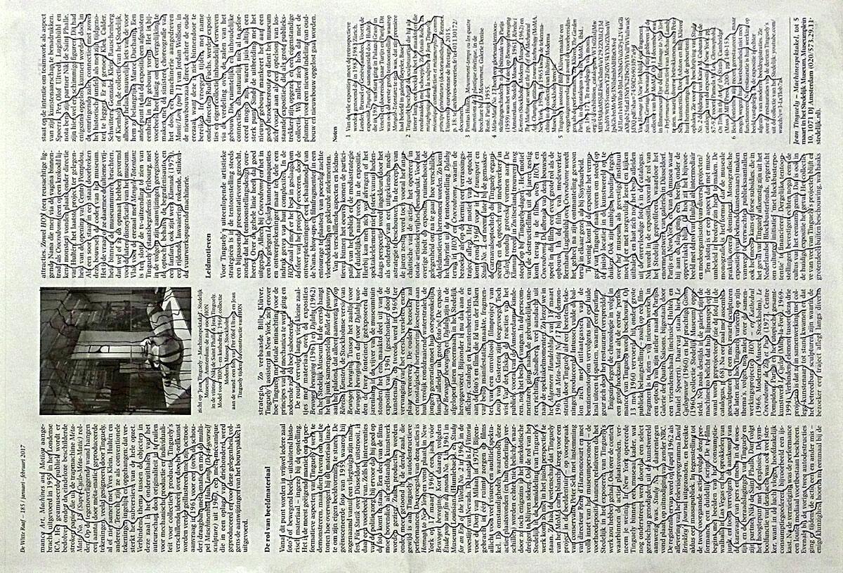 Mance Art mountains, 42 x 30 cm, ink on newspaper, 2017