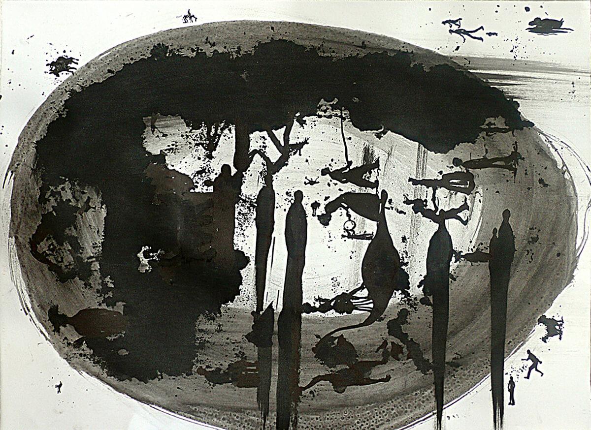 untitled (egg), 28.5 x 38.5 cm,2017