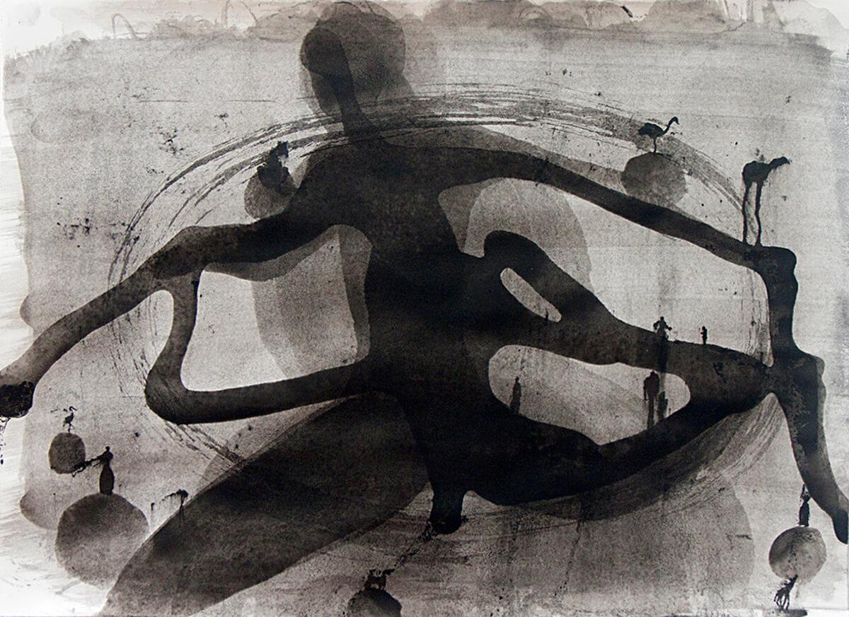 untitled (runner), 28 x 38,5 cm, 2017